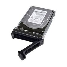 "Dell 146gb 15k Hot Swap SAS Hard Drive 3.5 "" + Caddy F 1950 2950 R710 ST3146356SS"