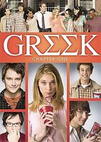 Greek: Season 1, Chapter One DVD 3-Disc Set WITH CASE & ART BUY 2 GET 1 FREE