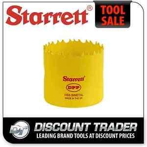 """Starrett 25mm / 1"""" Dual Pitch Professional Bi Metal Hole Saw KDH0100-E"""
