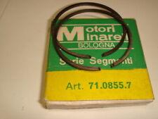 2 fasce pistone Minarelli F Morini Piaggio 50 mm 40,6 Ah 1,5 AC cod. 71.0855.7