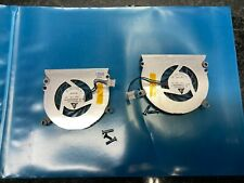 APPLE MACBOOK PRO 15 LEFT+RIGHT COOLING FANS MATCHED FAN PAIR 2006 A1150