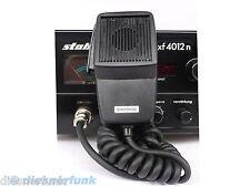 CB FUNK Ersatz Mikrofon STABO XF XM 2000 2100 2500 4000 4012N 4012 5000 5012 ser
