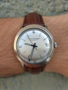 Vintage Girard Perregaux Gyromatic Automatic Swiss Made Mens Watch