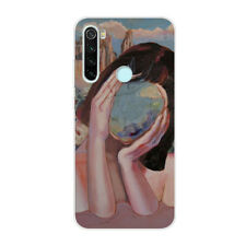 For Xiaomi Redmi 8 8A Note 8 7 6 Pro Painted Soft Silicone TPU Phone Cover Case