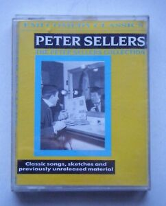 Peter Sellers: The Peter Sellers Collection Cassettes Box Set