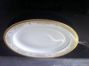 "Royal Doulton 16.25"" oval platter in the Belmont pattern"