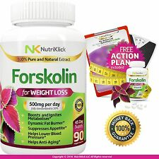Forskolin for weight Loss - Diet Supplement - Slimming Pill - Lose Belly Fat ...