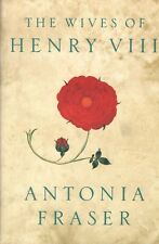 The Wives of Henry VIII by Antonia Fraser new Catherine of Aragon Anne Boleyn +