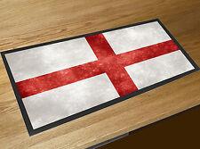 Saint Georges England Football Flag bar runner Pubs & Cocktail Bars