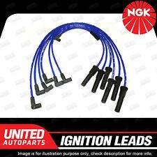 NGK Ignition Lead Set for Ford Fairlane NL Fairmont Falcon Utility EL XH LTD DL