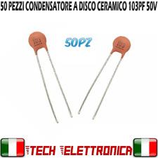 10x Ad Alta Tensione Condensatori Ceramici a Disco 1 kV 100pF 1nF 10nF 0.1uF e più