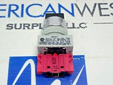 IDEC ASW211 SELECTOR SWITCH HEAVY PILOT DUTY  NEW