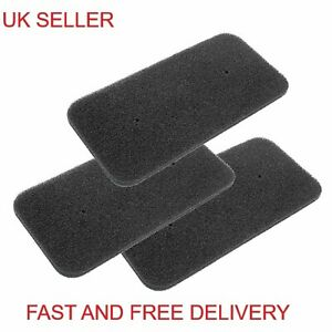 Hoover Candy Tumble Dryer Foam Filter Sponge Filters x 3
