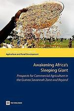 Awakening Africa's Sleeping Giant: Prospects for Commercial Agriculture in the G