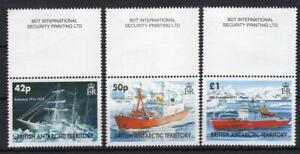 Britische Gebiete in der Antarktis 2005 Schiffsname Endurance Satz **