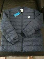 Men's Adidas SST Outdoor Jacket Navy Brand New