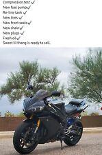New listing 2008 Yamaha YZF-R