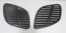 Bonnet Vent Hood Vent Air Duct GTR Style Universal for BMW E36 E46 Unpainted