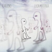 Luca Madonia: L' Alien - CD