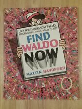 FIND WALDO NOW - Martin Handford - First Edition - Hardback - 1988