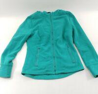 Womens Hooded Calvin Klein Full Zip Hoodie Size Large