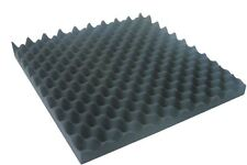 New Jersey Sound Acoustic Foam Tiles (Style Square Black)