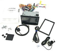 Alpine ILX-207 2-DIN In-Dash 7'' CarPlay Android Receiver Audio / Video #R7712