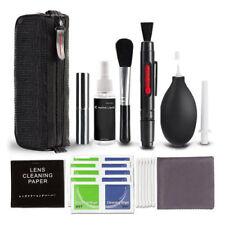 Professional DSLR Lens Camera Cleaning Kit / Spray Bottle Lens Pen Brush Blower