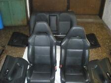 Subaru Impreza WRX STi Sitze Sitzbank kpl. Innenaussattung Leder Airbag Heizung