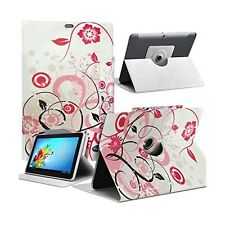 Housse Etui Motif HF30 Universel M pour Tablette Archos 79 Platinum