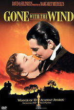 Gone with the Wind (DVD, 2000) - Free shipping!