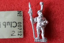 Games Workshop Warhammer Empire Men at Arms Imperial Foot Soldiers Spearmen C3