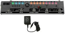 Tech 21 Fly Rig 5 V2 Multi-Effects Guitar Pedal Reverb Delay Blonde Boost Plexi