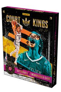2020-21 Panini Court Kings Basketball Hobby Box Factory Sealed