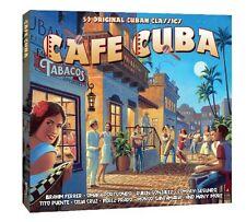 Various Artists - Cafe Cuba: 50 Original Cuban Classics / Various [New CD] UK -