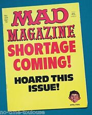 MAD Magazine Number 228. April 1981. British Edition.