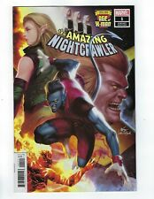 Age Of X-Man Amazing Nightcrawler # 1 of 5 Variant Cover NM Marvel