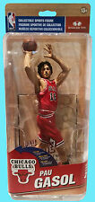 McFarlane Toys NBA SERIES 27 PAU GASOL Sports Action Figure Chicago Bulls 16