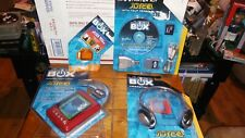 Juice Box Personal Medial Player Lot Mattel New in Packages