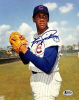 Cubs Fergie Jenkins Authentic Signed 8x10 Photo Autographed BAS 1