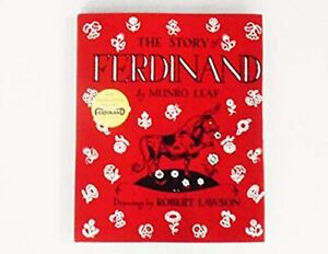 The Story of Ferdinand by Munro Leaf (1936) Hardcover ~ NEW!