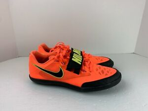 Nike Zoom Rival Men's Shot Put Discus Throwing Shoes Mango 685135-800 All Sizes