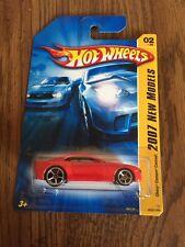 "HOT WHEELS 2007 New Models HTF 5 Spoke Wheel Variation LC ""Chevy Camaro Concept"""