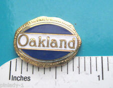 OAKLAND  MOTOR CAR CO - hat pin , lapel pin  , tie tac , hatpin  GIFT BOXED