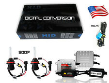 9007 BI-XENON 6000K SLIM CANBUS DIGITAL HID CONVERSION KIT BULBS BALLAST