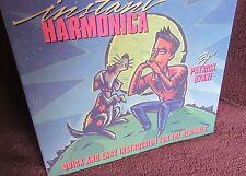 Instant HARMONICA ~ Patrick Byrne.  Quick Easy Instruction BEGINNER. NEW in MELB