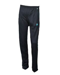 Mens Playing/Training Cricket Trousers Bottoms NAVY Turquoise pipping