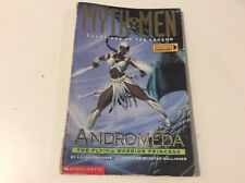 Myth Men Guardians Of The Universe Andromeda The Amazon Princess Graphic Novel R