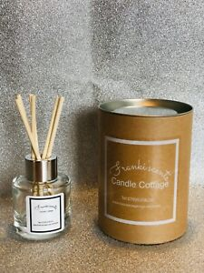 Highly scented, handmade, gorgeous Small Flower Bomb 50ml Diffuser