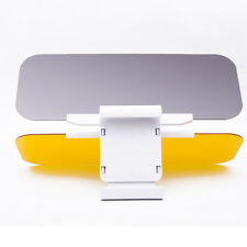 Car Sun Visor Anti-Glare Blocker UV Fold Flip Down HD Clear View Visor